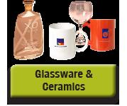 Glassware & Ceramics