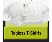 Tagless T Shirts