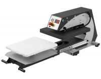 TP-54 solo heat press-open- heat press machinery Australia